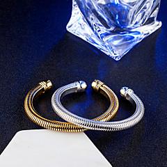 preiswerte Armbänder-Damen Armreife Manschetten-Armbänder - Unendlichkeit Retro, Elegant Armbänder Gold / Silber Für Hochzeit Verlobung Alltag