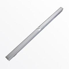 olcso Beépített LED világítás-1db 1 W 20 LED Könnyű beszerelni Mozgásérzékelő LED konyhai világítás Meleg fehér Hideg fehér