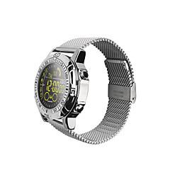 voordelige -Slim horloge Tijdweergave Waterbestendig Verbrande calorieën Stappentellers Afstandsmeting Berichtherinnering Gespreksherinnering