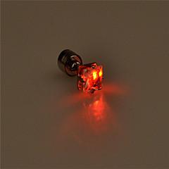 Жен. Серьги-гвоздики , Мода С подсветкой Сплав Геометрической формы Бижутерия Назначение Для вечеринок Бар