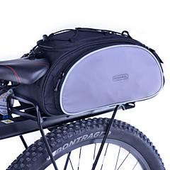お買い得  Roswheel-Rosewheel 自転車用バッグ 13L自転車用リアバッグ/自転車用サイドバッグ 自転車用リアバッグ 反射ストリップ 防水 ケトルバッグ内蔵 多機能の 自転車用バッグ サイクリングバッグ サイクリング/バイク