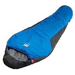 Schlafsack Mumienschlafsack 9°C Ausruhen auf der Reise 220*83X83 Camping & Wandern Einzelbett(150 x 200 cm)