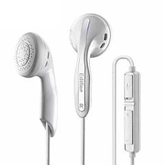 preiswerte Headsets und Kopfhörer-EDIFIER K180 EARBUD Mit Kabel Kopfhörer Dynamisch Kupfer Handy Kopfhörer Mit Mikrofon Headset