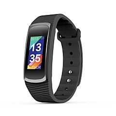 olcso Okos órák-Bluetooth Elégetett kalória Lépésszámlálók Érintésérzéklő Appok installálása támogatottság Pulse Tracker Lépésszámláló Testmozgásfigyelő