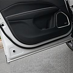 abordables Cojines y Mantas-Automotor Estera protectora de la puerta Esterillas de interior para coche Para Jeep 2017 Compass