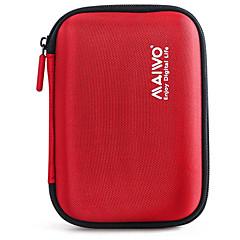 abordables Accessoires de MacBook-Sacs de Rangement pour Couleur Pleine Tissu Oxford Source d'Energie / Clé USB / Batterie Externe