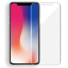 Недорогие Защитные пленки для iPhone X-Защитная плёнка для экрана для Apple iPhone X TPG Hydrogel 2 штs Защитная пленка для экрана и задней панели Защита от царапин / Самозаживление
