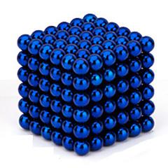 abordables Toys-216 pcs 3mm Juguetes Magnéticos Bolas magnéticas Bloques de Construcción Imanes magnéticos superfuertes Imán de Neodimio Alivio del estrés y la ansiedad Juguetes de oficina Manualidades Chico Chica