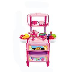 billiga låtsas Play-Leksakskök och -mat Leksaker Mat och dryck Simulering Föräldra-Barninteraktion Barn Vuxna 24 Bitar