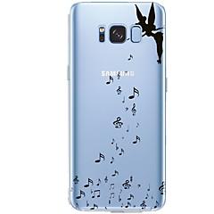 billige Galaxy S6 Edge Etuier-Etui Til Samsung Galaxy S8 Plus S8 Mønster Bagcover Sexet kvinde Tegneserie Blødt TPU for S8 Plus S8 S7 edge S7 S6 edge plus S6 edge S6