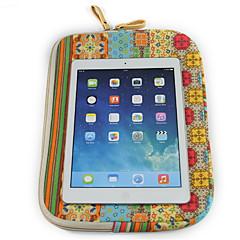 Недорогие Универсальные чехлы и сумочки-Кейс для Назначение Apple iPad (2017) iPad Pro 9.7 Кошелек Защита от удара Мешочек Полосы / волосы Твердый Кожа PU для iPad 4/3/2 iPad