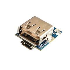 저렴한 -5v 부스터 리튬 배터리 충전 보호 보드.