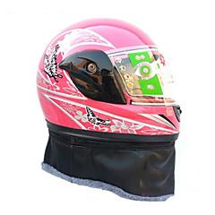 お買い得  カーアクセサリー-010 フルフェイス 大人 女性用 オートバイのヘルメット 防風 耐衝撃 紫外線カット