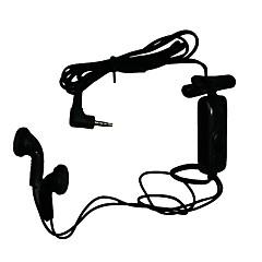 Χαμηλού Κόστους Ακουστικά κεφαλής και ψείρες-EARBUD Ενσύρματη Ακουστικά Κεφαλής Planar Magnetic Πλαστική ύλη Κινητό Τηλέφωνο Ακουστικά Ακουστικά