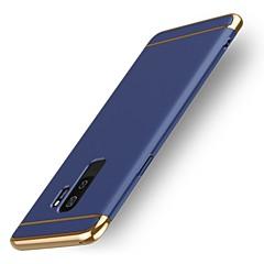 abordables Galaxy S6 Edge Carcasas / Fundas-Funda Para Samsung Galaxy S9 Plus / S9 Antigolpes Funda Trasera Un Color Dura El plastico para S9 / S9 Plus / S8 Plus