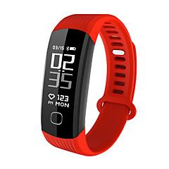 abordables Electronique Connecté-R8 Montre Smart Watch Android iOS Bluetooth Contrôle de l'APP Calories brulées Bluetooth Capteur tactile Traqueur de pouls Podomètre Rappel d'Appel Moniteur d'Activité Moniteur de Sommeil / 250-300