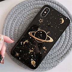 abordables Ofertas Semanales Para Accesorios Apple-Funda Para Apple iPhone X / iPhone 7 Plus Diseños Funda Trasera Brillante Suave TPU para iPhone X / iPhone 8 Plus / iPhone 8