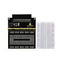 abordables Piezas de Bricolaje y Manualidades-Conector y Terminal Keyestudio Fibra de Vidrio Fuente de alimentación externa