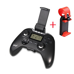 お買い得  ビデオゲーム用アクセサリー-iPEGA ワイヤレス ゲームコントローラ 用途 スマートフォン 、 Bluetooth Bluetooth ゲームコントローラ ABS 1 pcs 単位