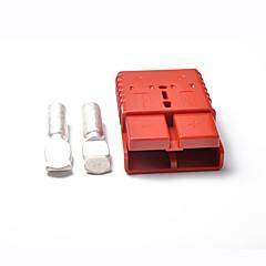 お買い得  故障診断機器&ツール-1×赤い350 ampのコネクタープラグ350a車のキャラバン用トレーラーデュアルバッテリー12v 24v 350a