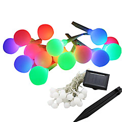 cheap LED Novelty Lights-String Lights LEDs LED Rechargeable Waterproof Decorative 1pc