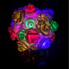 preiswerte LED Lichtstreifen-Leuchtgirlanden 40 LEDs Dekorativ 1pc