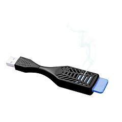preiswerte Ausgefallene LED-Beleuchtung-BRELONG® 1pc LED-Nachtlicht Weiß USB Insekt-Moskito-Fliegen-Mörder Mit USB-Anschluss <5V