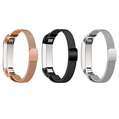 billige -Urrem for Fitbit Alta Fitbit Milanesisk rem Rustfrit stål Håndledsrem