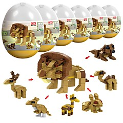 olcso -Építőkockák 246pcs Állat Stressz és szorongás oldására / Szülő-gyermek interakció Ajándék