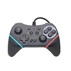 abordables Accesorios para Nintendo Switch-HHC-S018 Con Cable Control de Videojuego Para Interruptor de Nintendo ,  Control de Videojuego ABS 1 pcs unidad