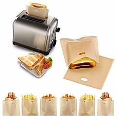 رخيصةأون -أدوات خبز منسوجات متعددة الوظائف / عازل للحرارة خبز الأدوات المخصصة 2pcs