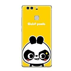 abordables Novedades-Funda Para Huawei P20 Pro P20 Diseños Funda Trasera Caricatura Suave TPU para Huawei P20 lite Huawei P20 Pro Huawei P20 P10 Plus P10 Lite