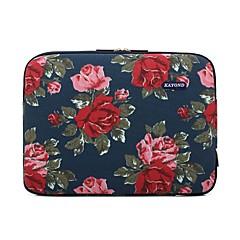 """preiswerte Laptop Taschen-Segeltuch Blumenmuster Ärmel 15 """"Laptop 14 """"Laptop 13 """"Laptop 11 """"Laptop"""