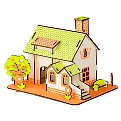 ieftine -Puzzle Lemn Jucării Logice & Puzzle Scenic Modă Clasic Modă Model nou nivel profesional Focus Toy Stres și anxietate relief De lemn 1pcs