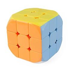 お買い得  マジックキューブ-ルービックキューブ 1 PCSの Shengshou D0923 レインボーキューブ 3*3*3 スムーズなスピードキューブ マジックキューブ パズルキューブ グロス ファッション ギフト 男女兼用