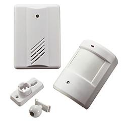 Χαμηλού Κόστους Συστήματα ελέγχου πρόσβασης-Doorbell Ασύρματη One to One Doorbell Ντινγκ Ντονγκ Τοποθετημένα σε Επιφάνεια Κουδουνι ΠΟΡΤΑΣ