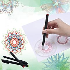 abordables Juguetes Dibujo-Juguete para dibujar Todoterreno Tema Clásico Pintura / Interacción padre-hijo Plástico blando Unisex Regalo 1 pcs