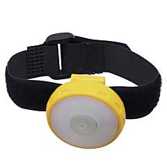 preiswerte Ausgefallene LED-Beleuchtung-HKV 1pc LED-Nachtlicht Kühles Weiß Knopf Batteriebetrieben Sicherheit Einfach zu tragen Batterie