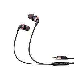 billige Headset og hovedtelefoner-AWEI 30TY I øret Kabel Hovedtelefoner Dynamisk Mahogni Sport & Fitness øretelefon Med volumenkontrol / Med Mikrofon Headset