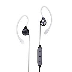 お買い得  ヘッドセット、ヘッドホン-L-S5 耳の中 ワイヤレス ヘッドホン 動的 Acryic / ポリエステル スポーツ&フィットネス イヤホン 快適 / ボリュームコントロール付き / マイク付き ヘッドセット