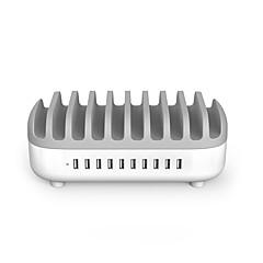 abordables Hogar Inteligente-NTONPOWER Oficina / Hogar / Oficina / Para iPad Salvamanteles 10 Puertos USB for 5V