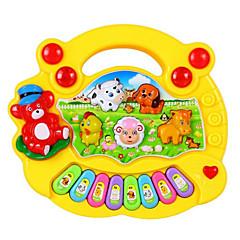 abordables Caja de Música-Teclado electrónico Gradiente de Color Unisex Chico Chica Juguet Regalo 1 pcs / Madera