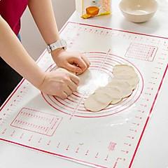 halpa -Bakeware-työkalut Silikoni-geeli Multi-function / Creative Kitchen Gadget Leipä Leivinpaperit ja paistoalustat 1kpl