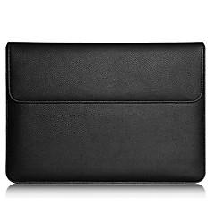 preiswerte Laptop Taschen-PU-Leder Solide Ärmel iPad