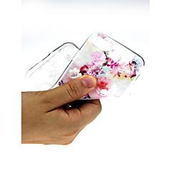 Недорогие Кейсы для iPhone 7-Кейс для Назначение Apple iPhone X / iPhone 7 Ультратонкий / С узором / Милый Кейс на заднюю панель Пейзаж Мягкий ТПУ для iPhone X / iPhone 8 Pluss / iPhone 8