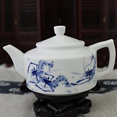 abordables Accesorios para té-Porcelana Resistente al calor 1pc Colador de té