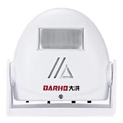 abordables Sensores de Seguridad-Warning Alarm System Sin Cable para Bar / Hogar Montado en la Superficie