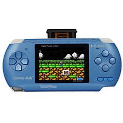 abordables Videoconsolas-HG-886-2 Consola de juego Construido en 1pcs Juegos 2.8inch pulgada Portátil
