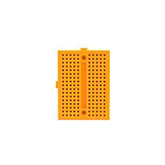 お買い得  アクセサリー-ミニブレッドボード - イエロー(46×35×8.5ミリメートル)