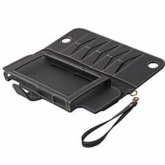abordables Accesorios para Nintendo Switch-Switch Protector de caja Para Interruptor de Nintendo ,  Portátil Protector de caja Cuero de PU 1 pcs unidad